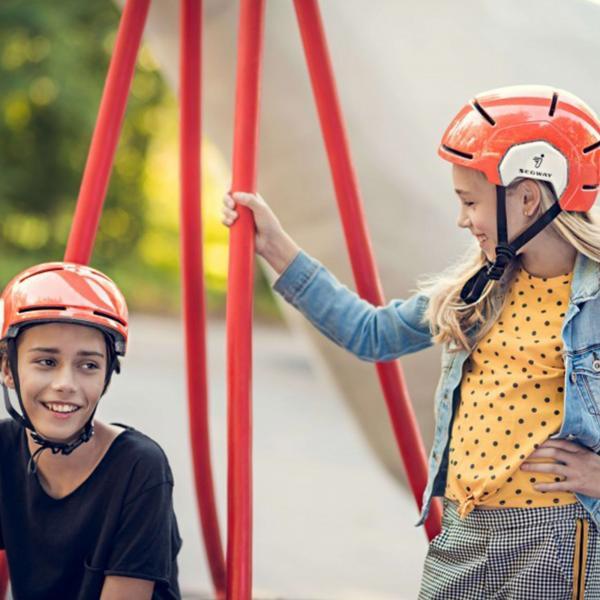 Segway Ninebot Helm Kinder orange