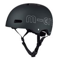 Micro Helm black Größe M